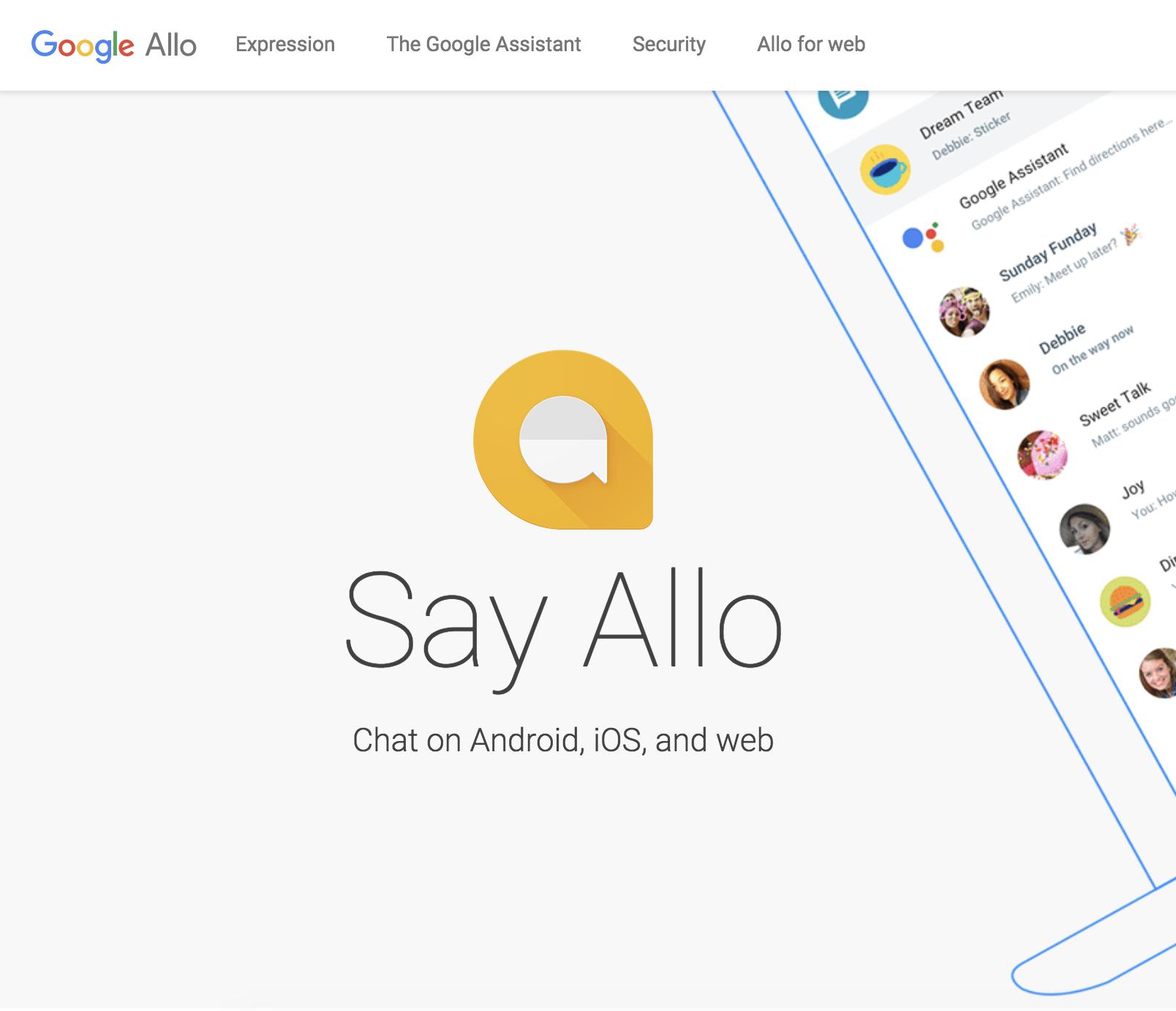 Google My Business - Allo
