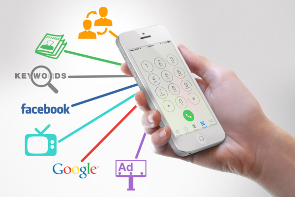 call tracking on Google My Business