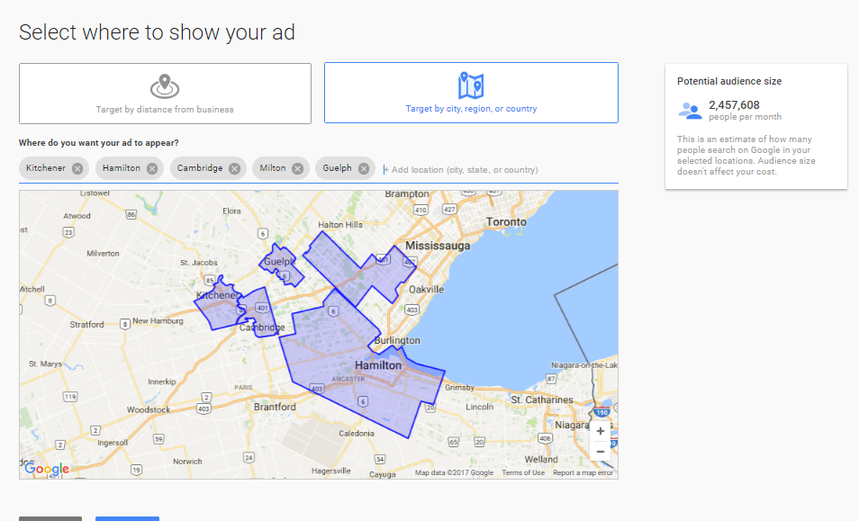 How To Run A Google AdWords Express Ad