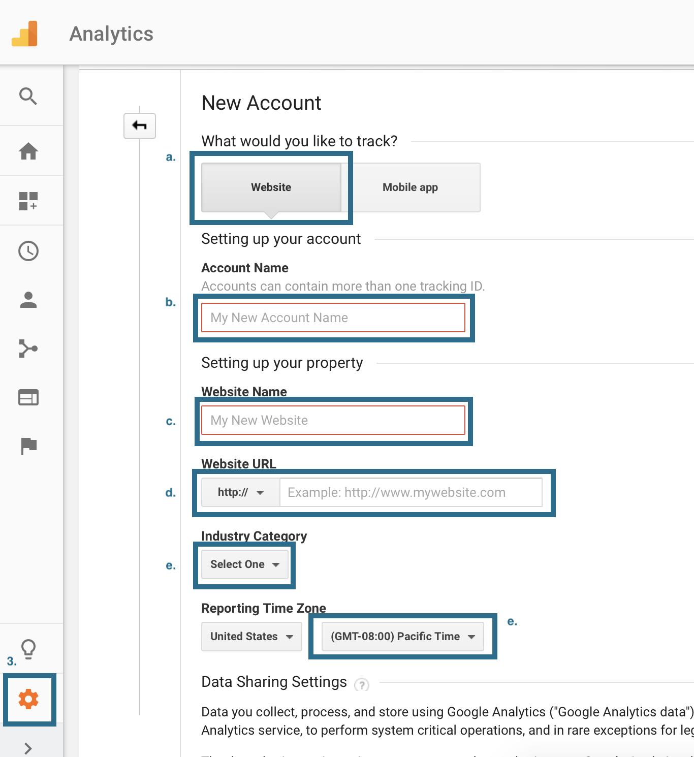 How To: Installing Google Analytics Getting Code