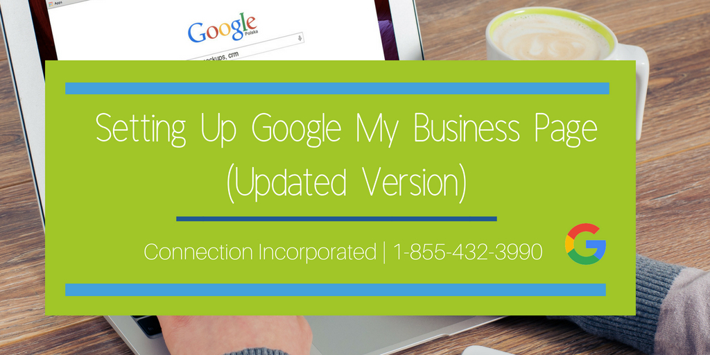 Setting Up Google My Business Page (updated version)