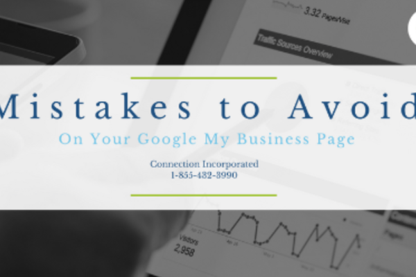 5 Mistakes to Avoid On Your Google My Business Page