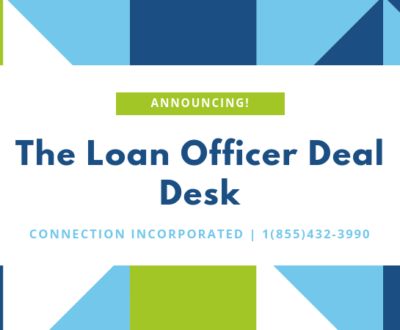 Loan Officer Deal Desk