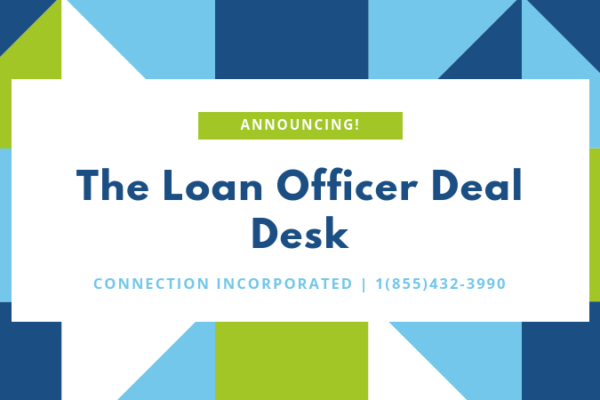 Loan Officer Deal Desk