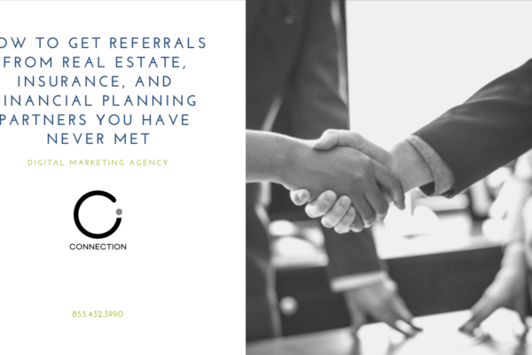 Digital Marketing Agency - Get Referrals From Partners You Haven't Met