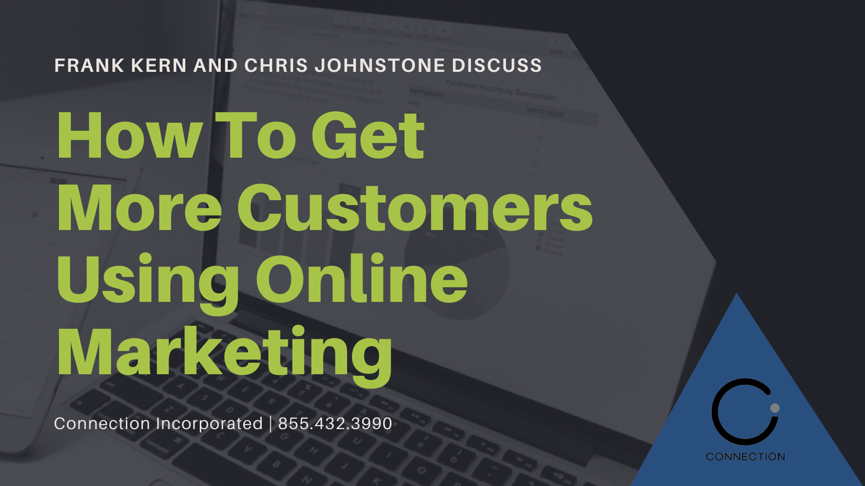 Frank Kern and Chris Johnstone Discuss How To Get More Customers Using Online Marketing